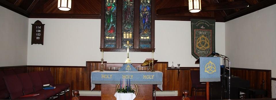 holy trinity parish of hammond river