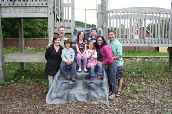 Jun 3 Church Family  picnic