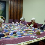 Quilters Church, Nov. 26, 12